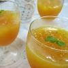 キラキラ みかん缶で オレンジジュレゼリー