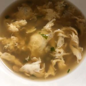 納豆*ねぎ*卵スープ