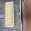 離乳食に☆たまご蒸しパン