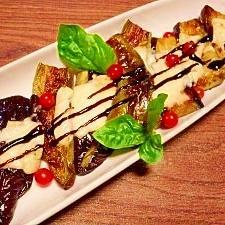 茄子☆チーズソテー