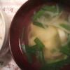 玉ねぎとじゃがいもの中華スープ