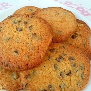アメリカンなチョコチップクッキー