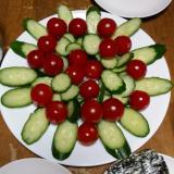 超簡単サラダ