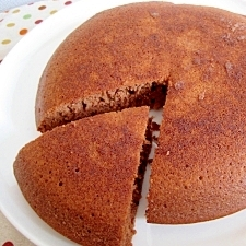 子どもが喜ぶ♪大きくてふかふかなココアホットケーキ
