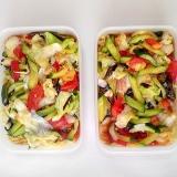 5種の具材で海藻サラダ