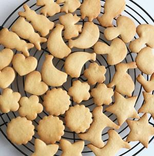材料3つ!超簡単!大量生産!★サクサククッキー★