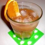 オレンジチョコレート♡アイスカフェ