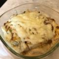 明太子と納豆と豆腐のグラタン++