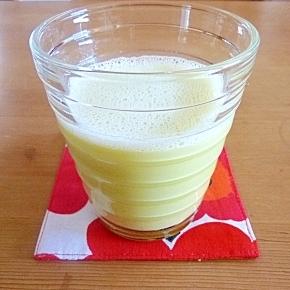 抹茶のミルクセーキ