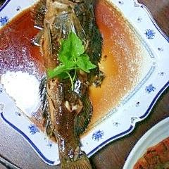 魚の煮つけ(基本)