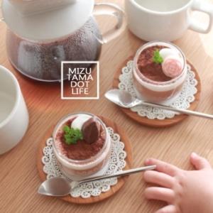 ● 簡単!ふわんふわんな濃厚チョコムース♪