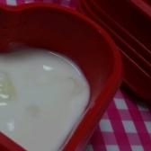 デザートアロエと飲むヨーグルトのゼリー
