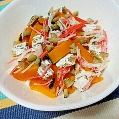 お腹に優しく☆お芋とかぼちゃのデリ風ヨーグルト♪