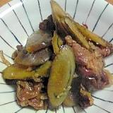 たっぷり作って保存★牛肉のしぐれ煮