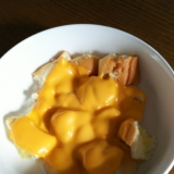 ミルクチーズクリームパン