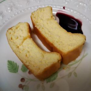 混ぜて焼くだけ!簡単楽チン!ベイクドチーズケーキ♪