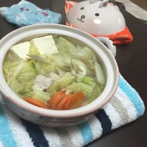 疲れた胃にやさしい「湯豆腐」レシピ
