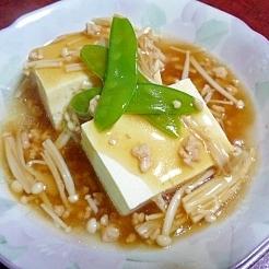 とろりん温豆腐