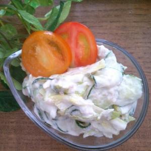 糖質制限★簡単低糖質★おから入りツナ野菜サラダ♡