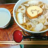 平成最後の年越し蕎麦