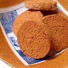 イソフラボンたっぷり!きなこクッキー