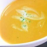 簡単★カボチャのスープ