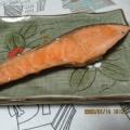 生姜風味の焼き鮭