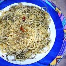 スパゲッティバジリコ