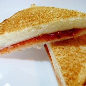 ☆ランチパックトースト☆ピザチーズ!