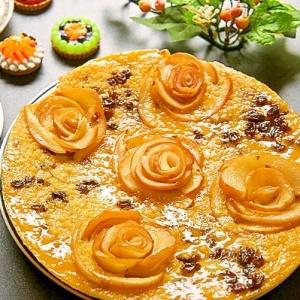 秋の果物を使って楽しむ「フルーツケーキ」レシピ