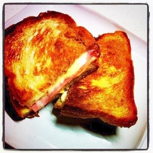NYのグリルチーズ・サンド