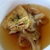 舞茸の和風スープ