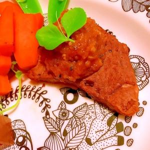 野菜にもお肉にも合う林檎と雑穀の爽やかディップ