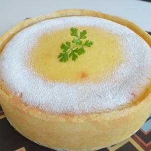 ケーゼクーヘン風チーズケーキ