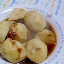 ✿ 里芋の煮っころがし ✿