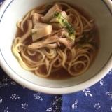 里芋と舞茸の味噌ラーメン
