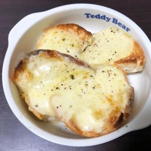 【簡単すぎ】とろ~りたっぷりチーズトースト