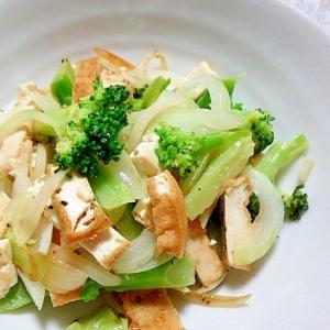 マヨ風味が美味しい野菜炒め