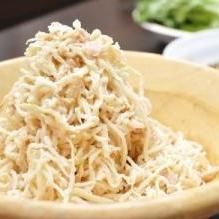 妊婦レシピ★切干大根のサラダ