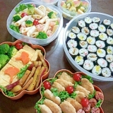 2012☆運動会のお弁当♪