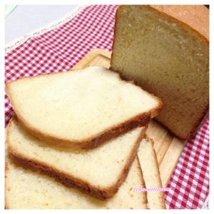 HBにおまかせ♪卵豆乳食パン