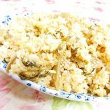 ❤ザーサイと高菜の卵炒飯❤