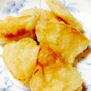 おうちでもカラッと。春野菜の「天ぷら」