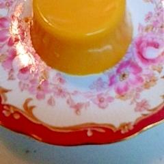 かぼちゃ&アーモンドミルクのプリン