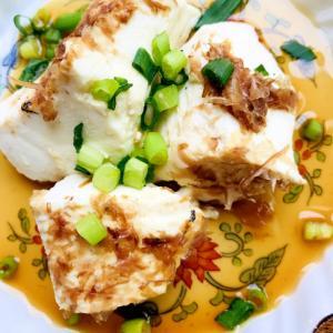 あと一品!キッチンバサミしか使わない、簡単湯豆腐。
