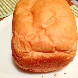 粉ミルク使用の小麦粉入りのソフトパン