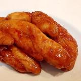 ジュジューっとジューシー☆鶏ササミの照り焼き