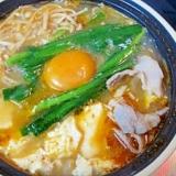 ドラマも料理も韓流♪ 「純豆腐天醤鍋」