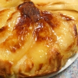 りんごの消費に☆フライパンでりんごケーキ