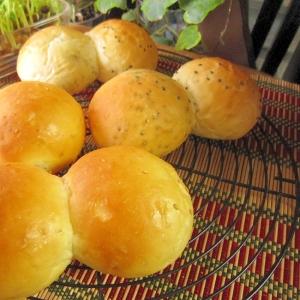 ホームベーカリー♪味の違うちぎり丸パン